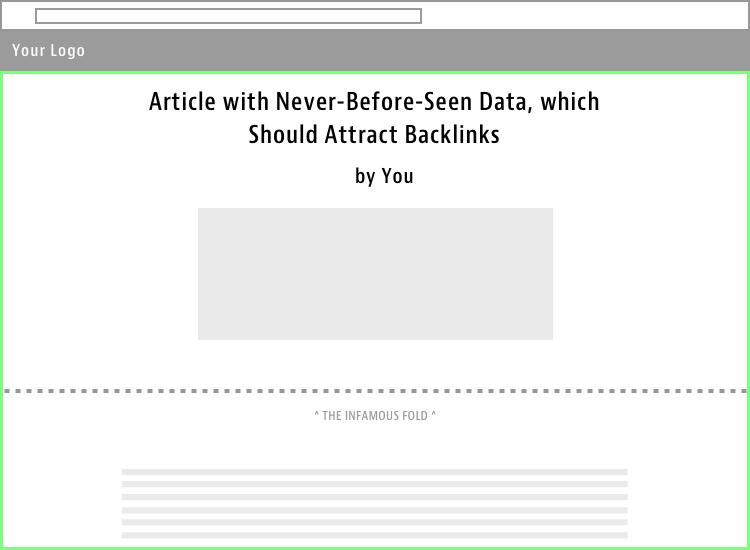 Add new data, metrics, research, findings, etc.