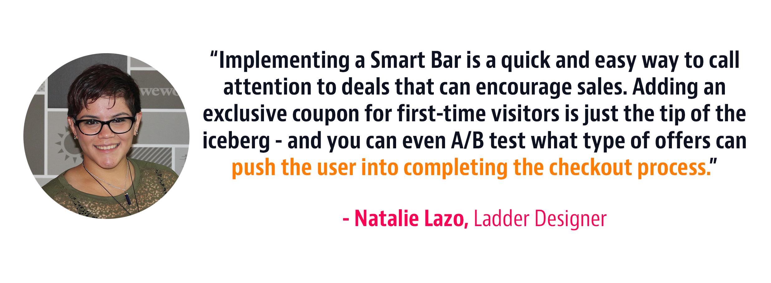 sumome smart bar