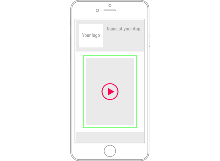 app video preview