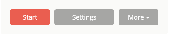 instagress settings