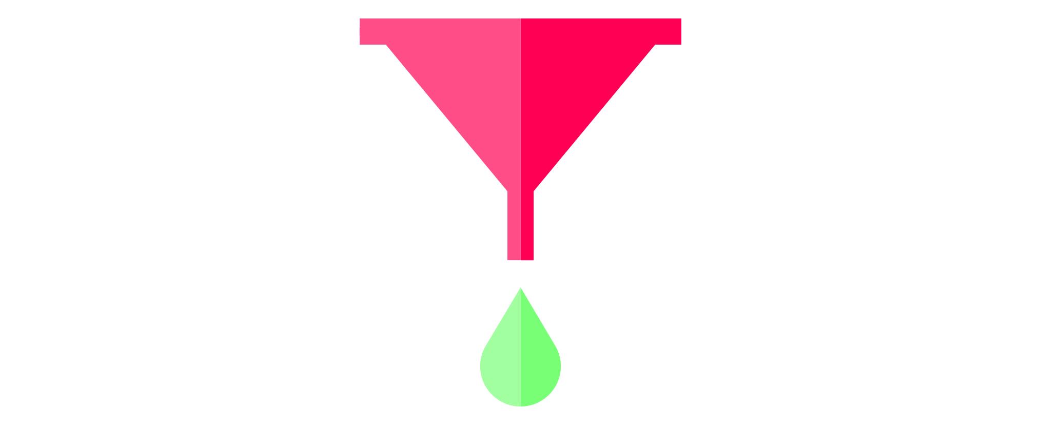 filling sales funnel
