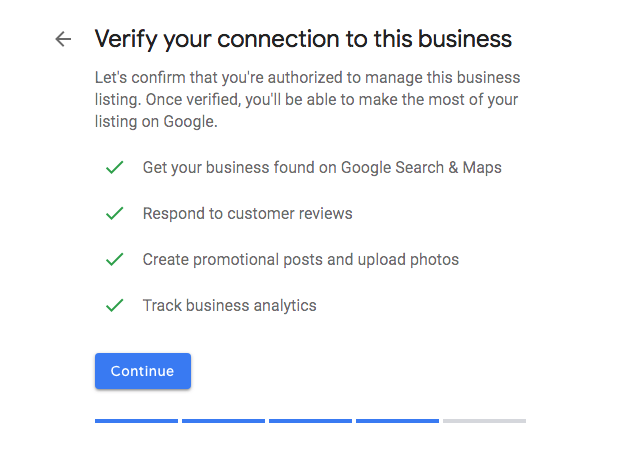 How to Verify Your Business in Google My Business