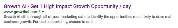growth ai