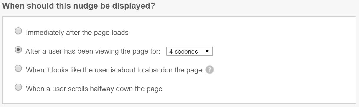 page delay nps