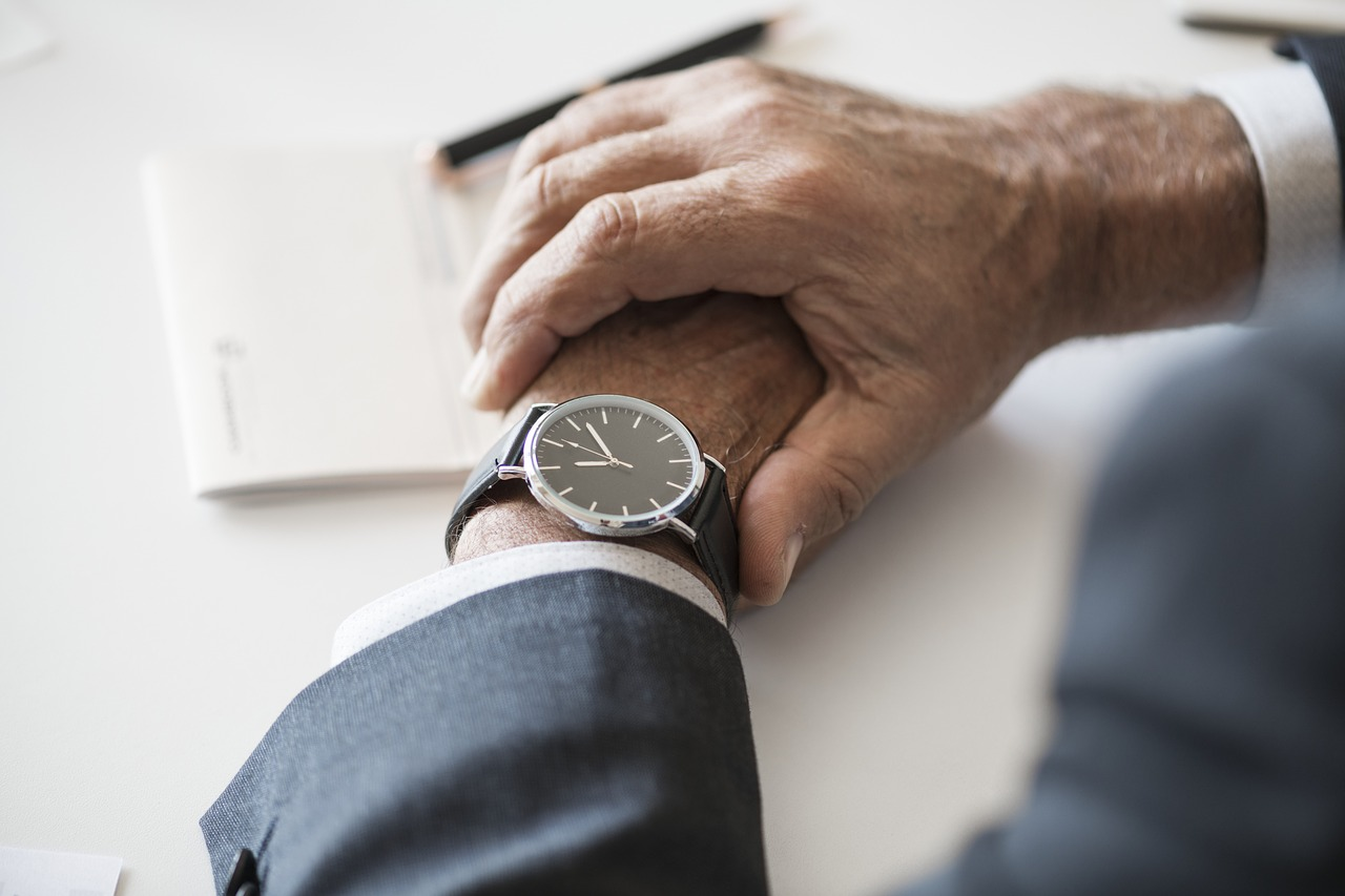 Time Is Of The Essence When It Comes to Business Negotiations