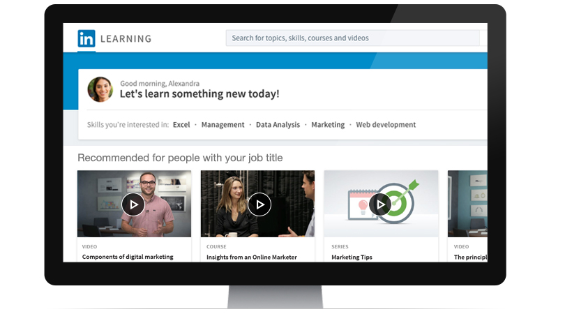 LinkedIn Learning - Content Distribution Channel