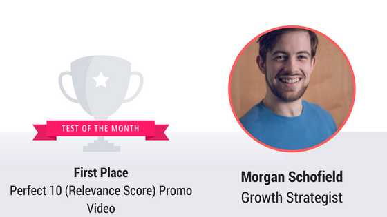 Test of the Month - Morgan