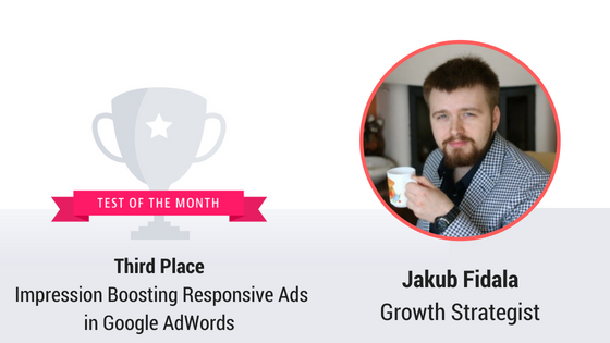 Test of the Month - Jakub Fidala