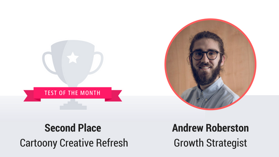 Test of the Month - Andrew