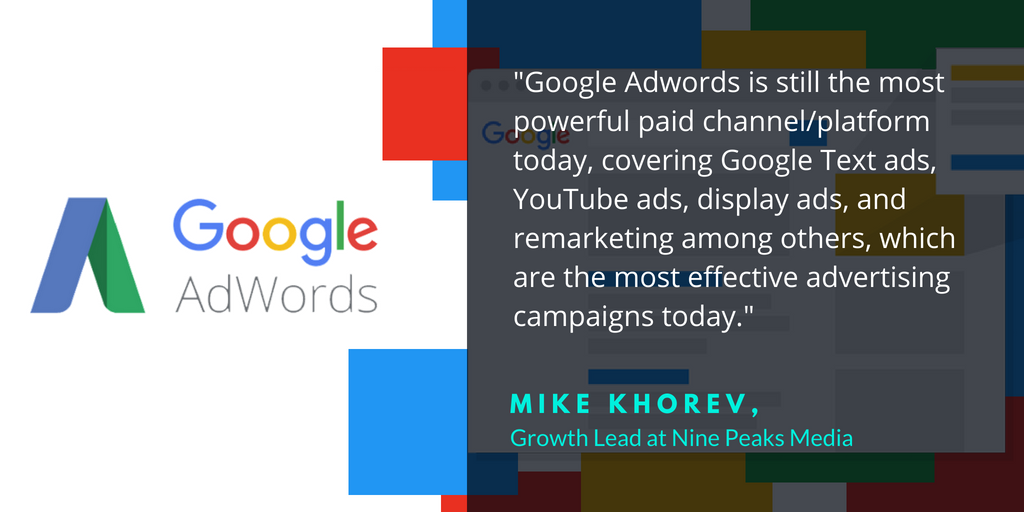 Google AdWords Certification Recommendation