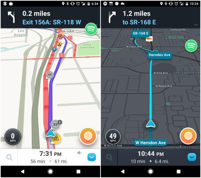 App Store Optimization Example: Waze App