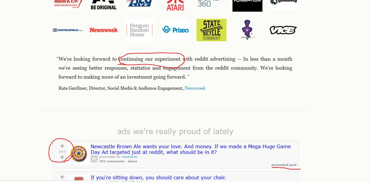 reddit best ads