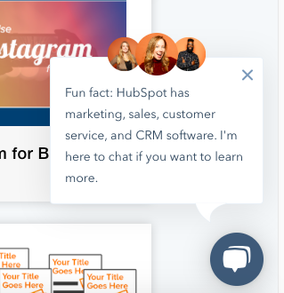 HubSpot's Chat Bot for Conversions