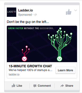 ladder growth