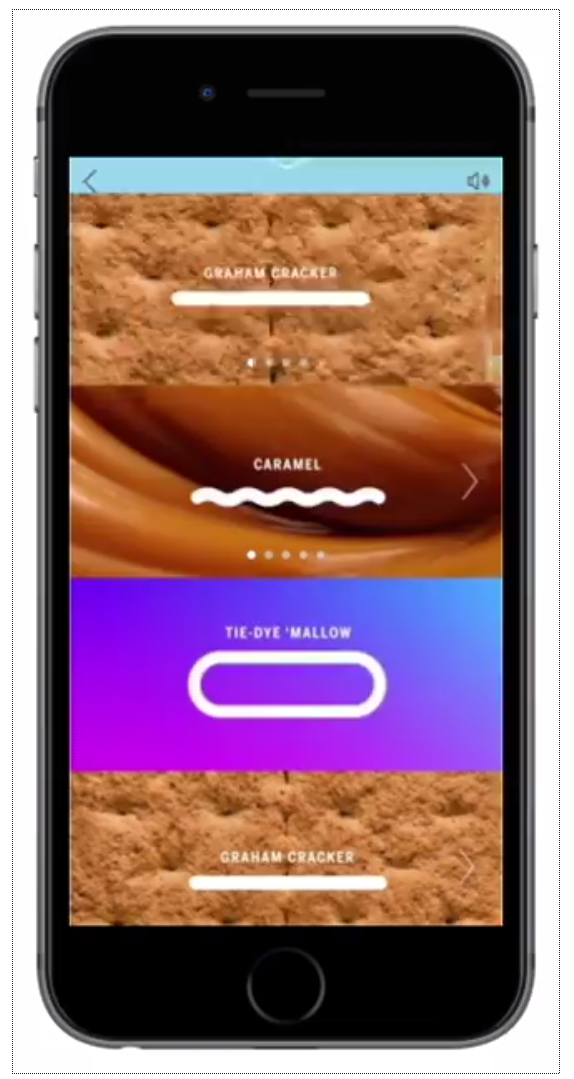 Facebook Instant Experience Ad Preview