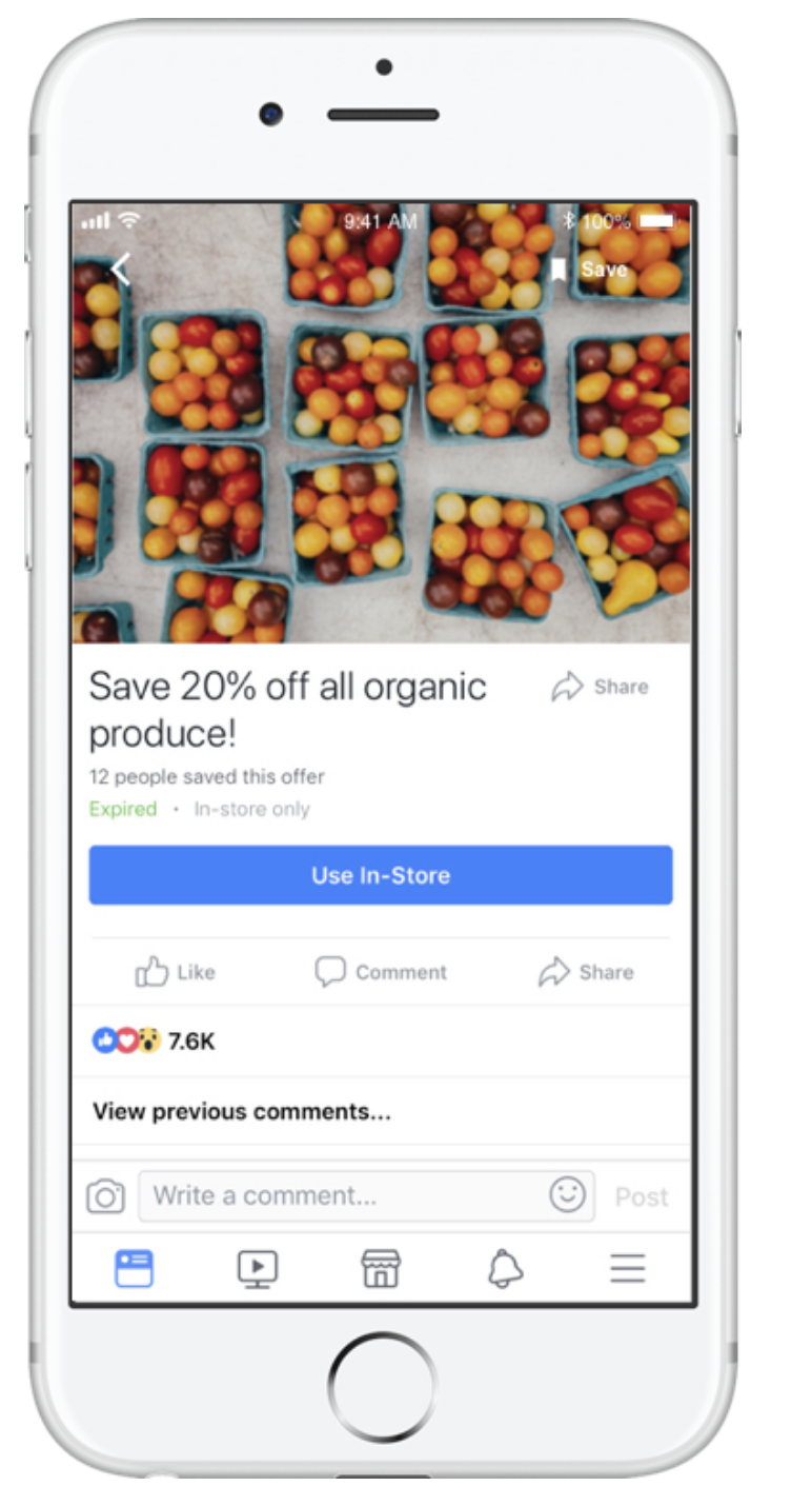 Facebook Offers Ad Preview