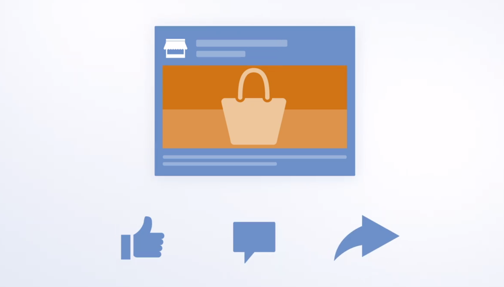 Facebook Post Engagement Ad Preview