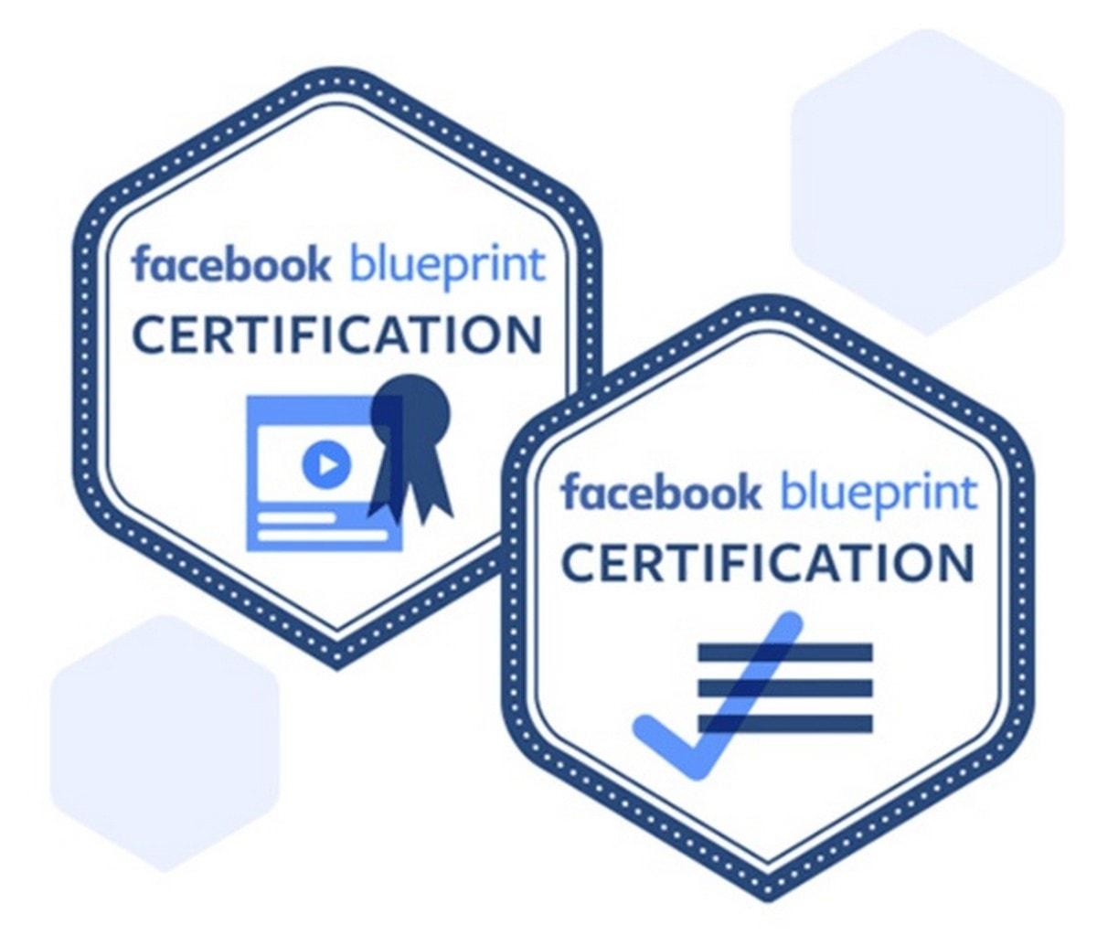 Facebook blueprint certification