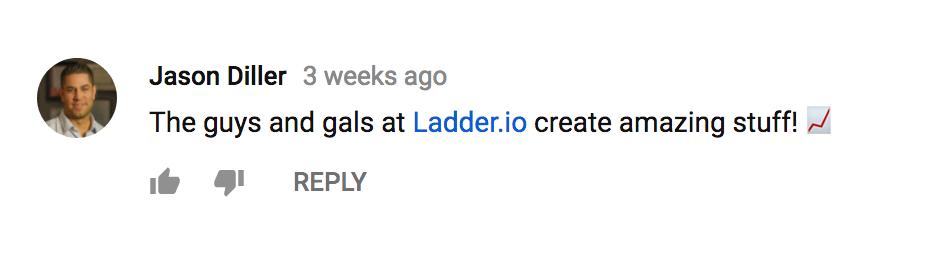 marketing audit youtube response