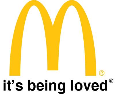 Passive Voice McDonalds Logo