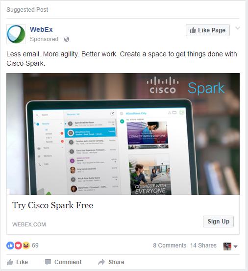 cisco spark ad