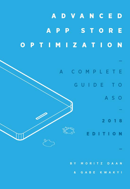 advanced app store optimization book
