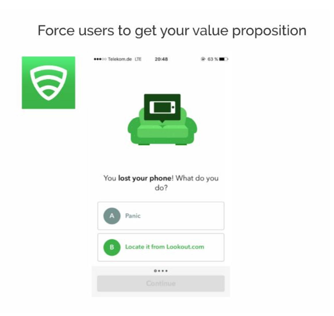 mobile marketing force value proposition