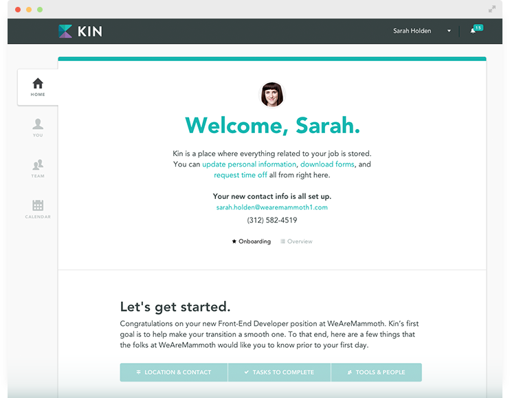 Personalize Welcome Pages and In-App Messages