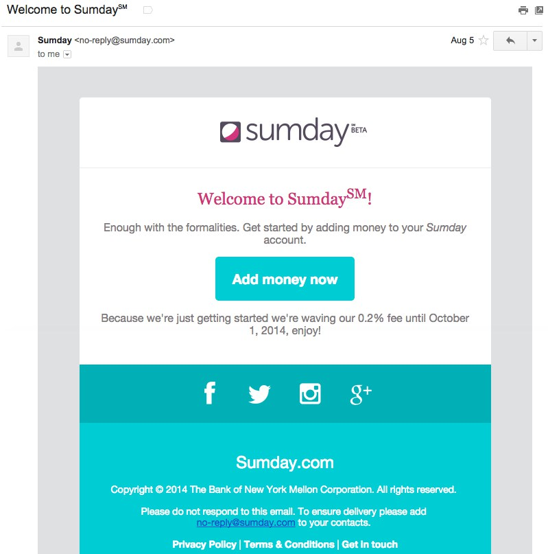 Email New Users with a Freebie or Special Discount