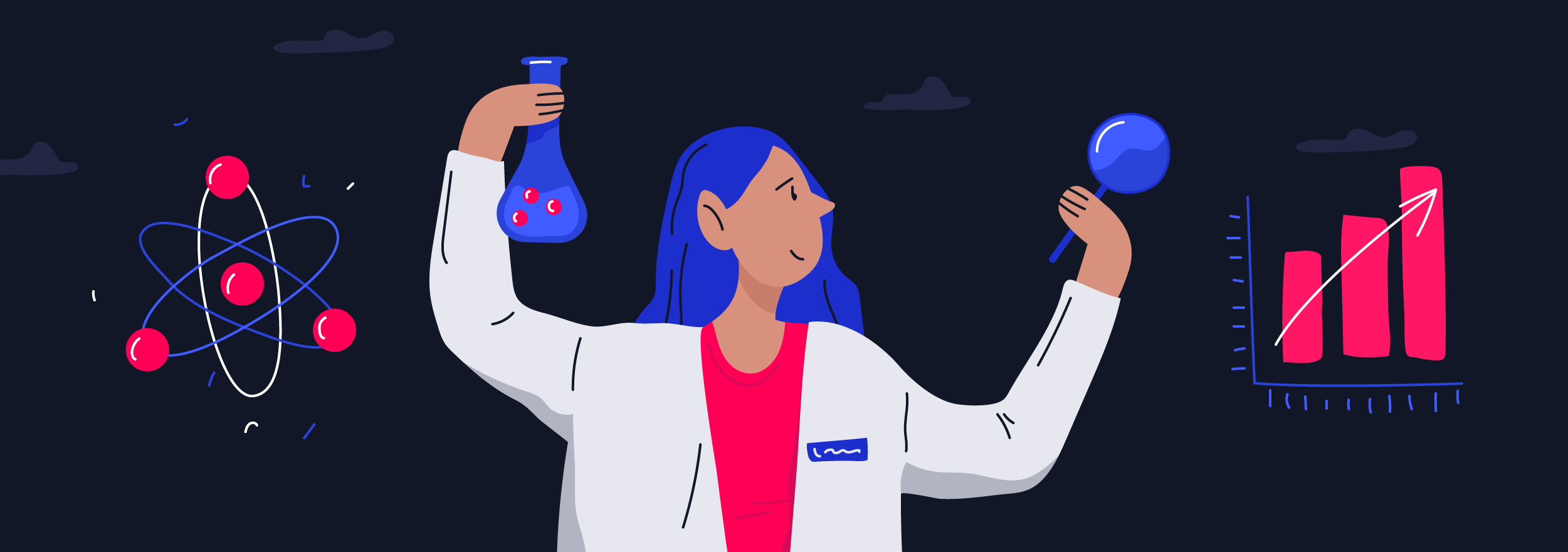 Science in marketing – modeling growth with data