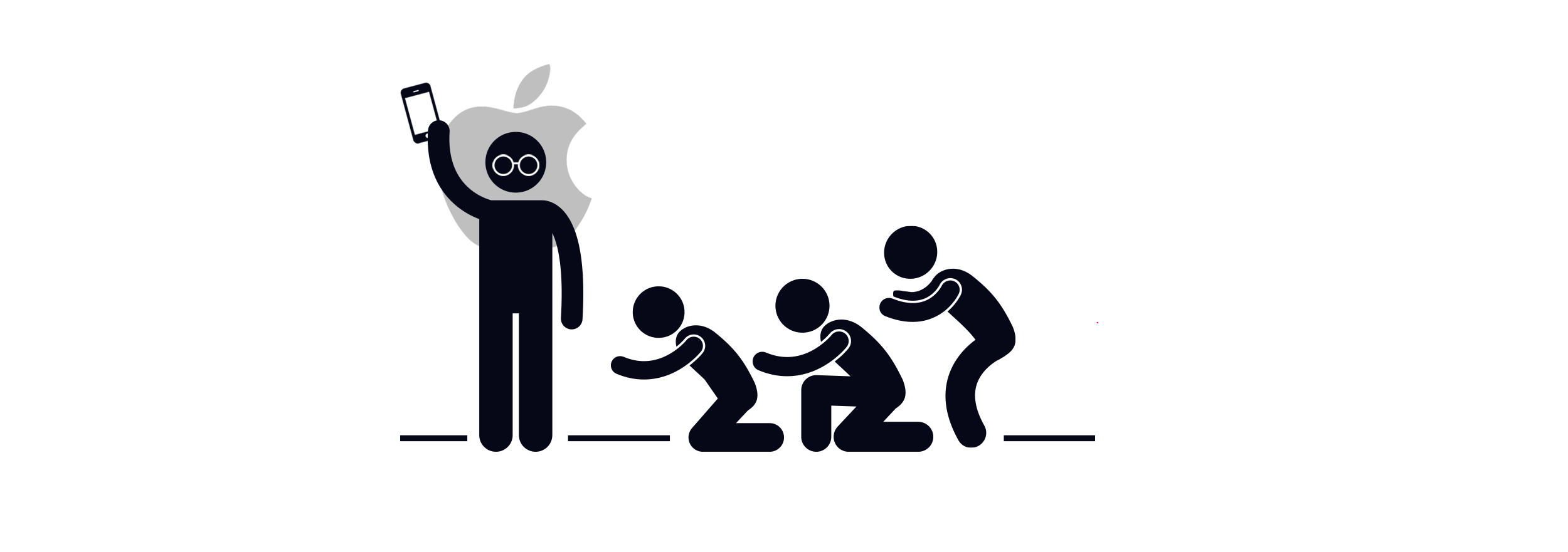 Becoming the Antithesis of Apple's Marketing Strategy Scaled Ladder