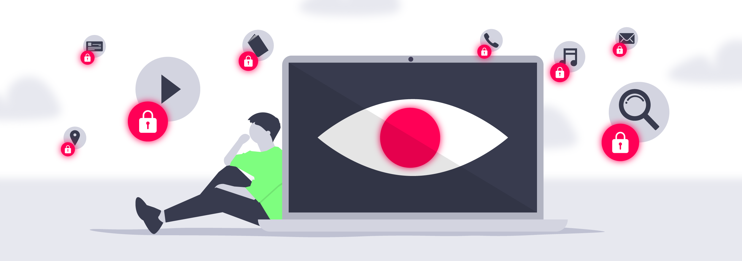 Marketing in Data-Sensitive Industries. Personalization vs. Privacy