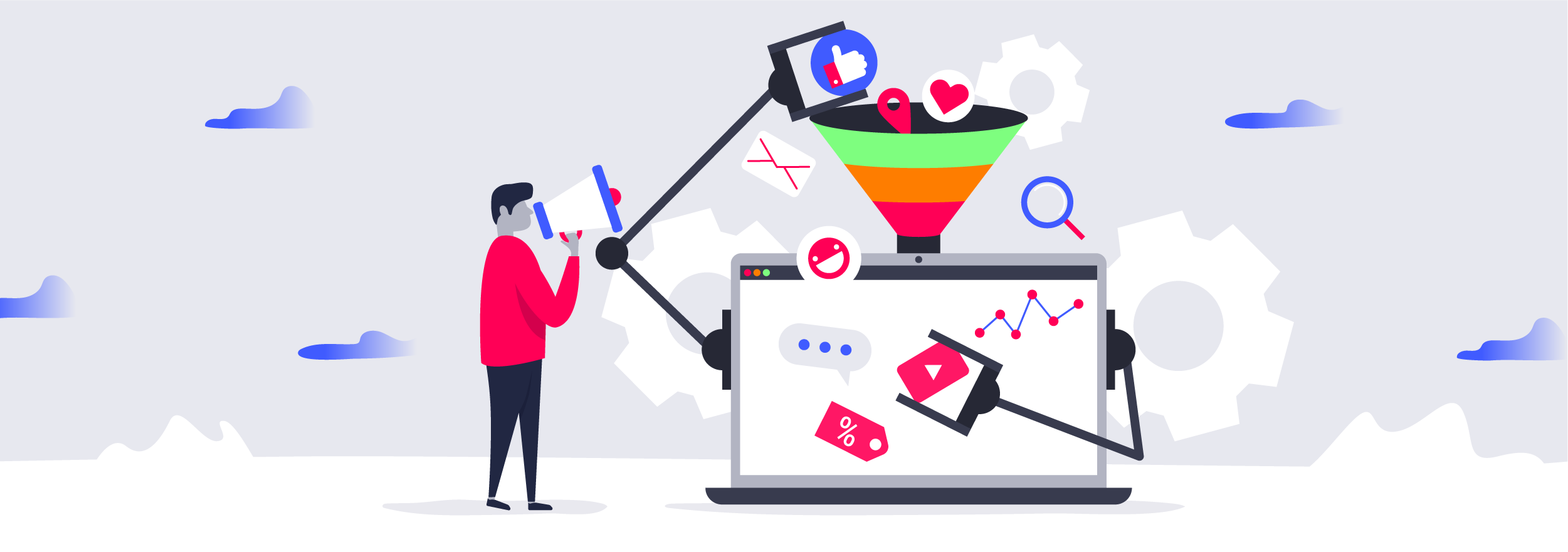4 Strategic Tips on Automating the Digital Marketing Funnel