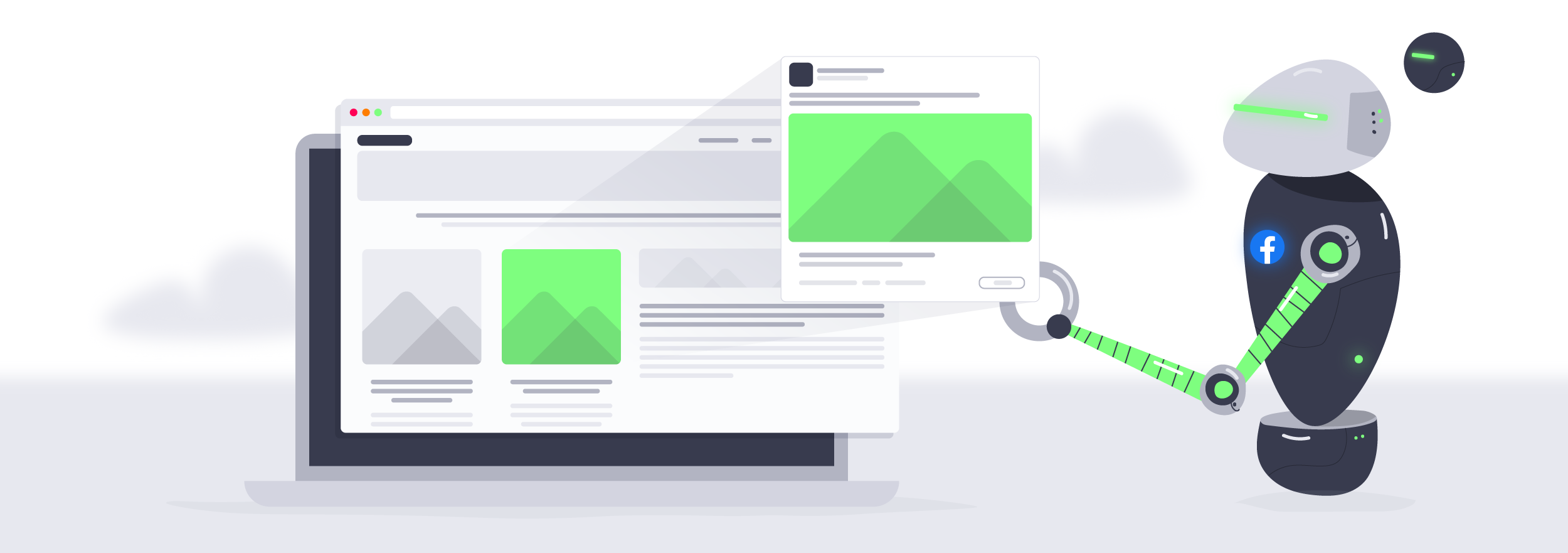 How to Use Facebook's Dynamic Ads For Quality Blog Traffic