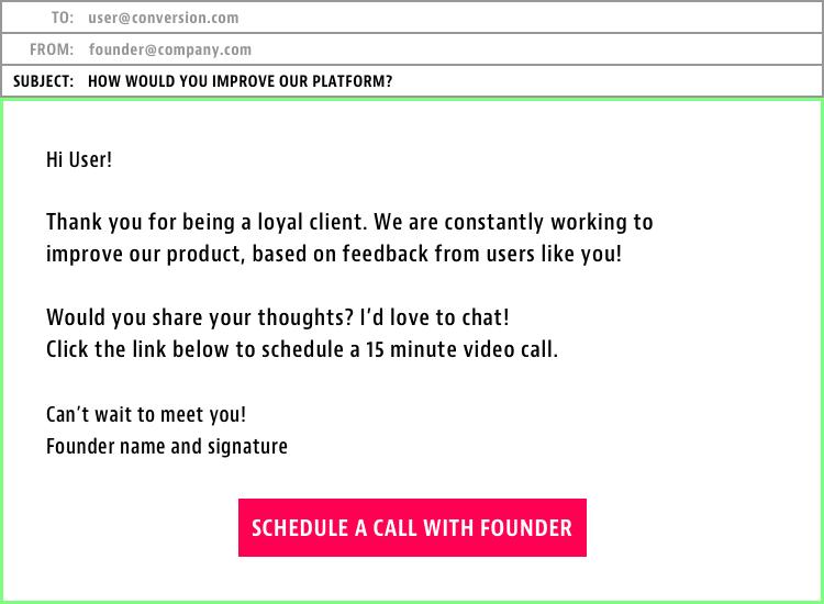 Founder Calls