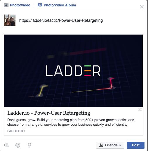 power user retargeting