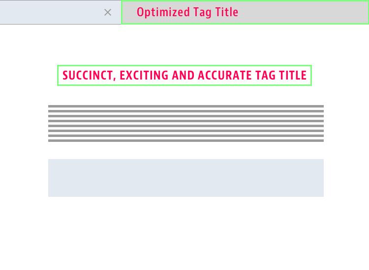 page title optimization