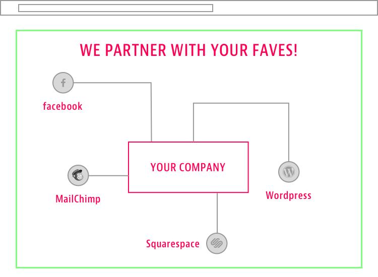 partners social proof