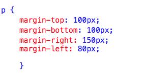 Margins in CSS
