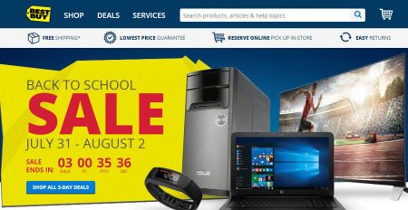 Sesonal Ad- Back to School Offer