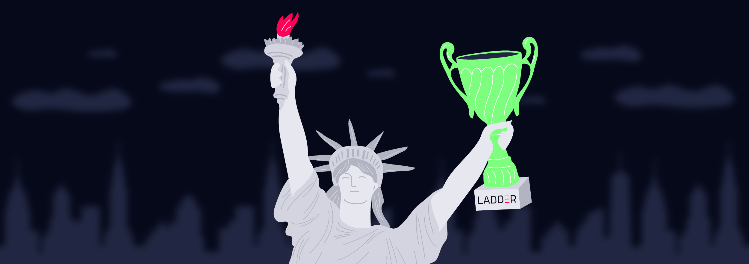 Clutch Lists Ladder Among Top Digital Strategy Agencies In New York
