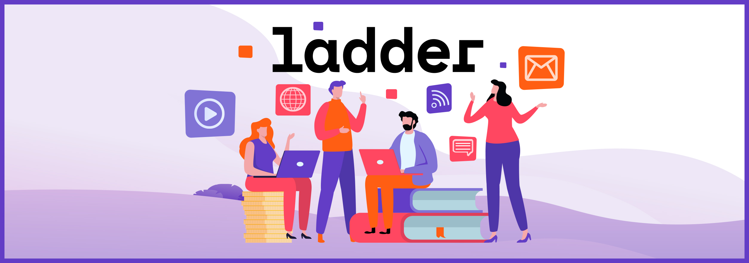 Ladder.io's Marketing Strategy Executive Summary [Free Template]