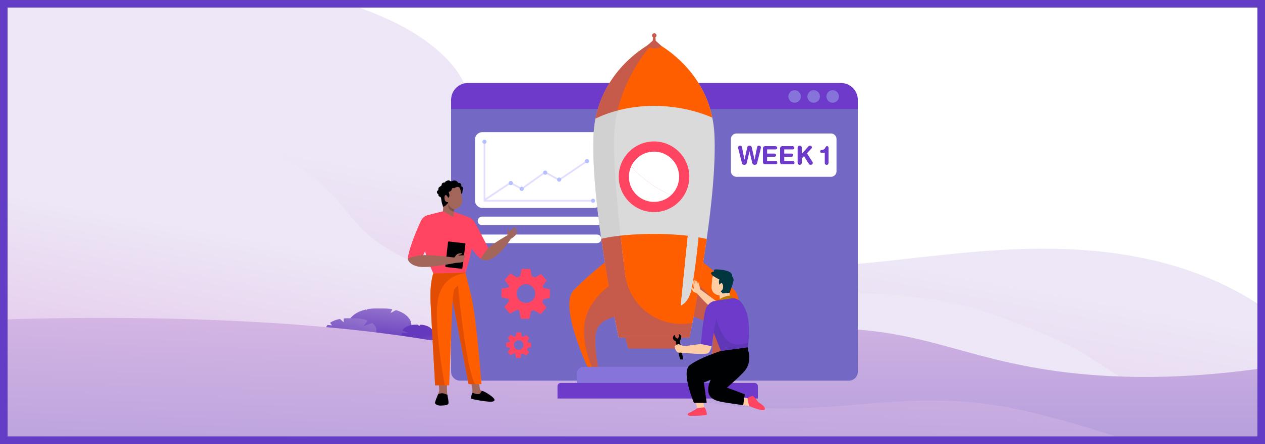 Marketing Plan Execution – Week 4: Marketing Performance