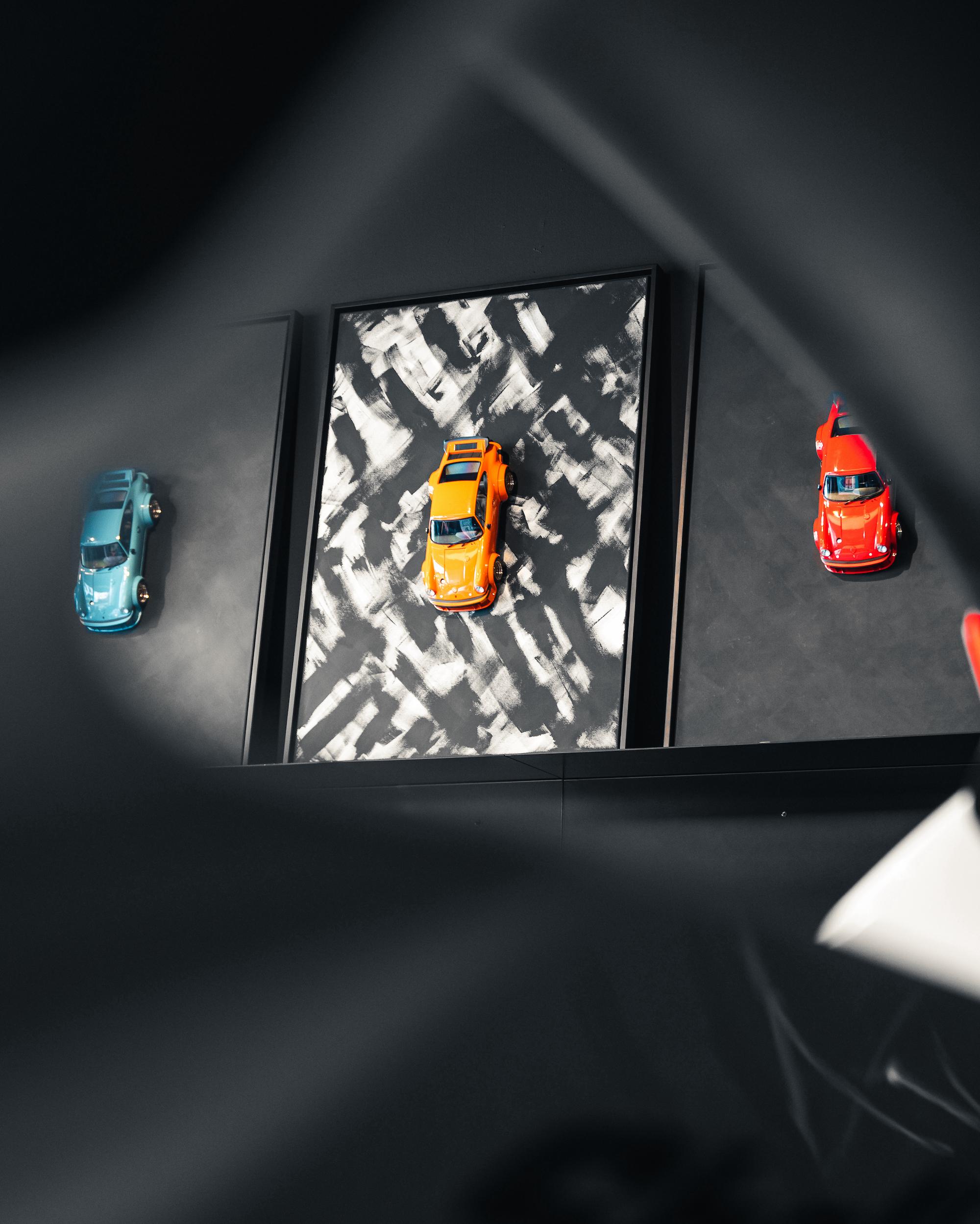 PROJEKT934 Model Car Various Colors