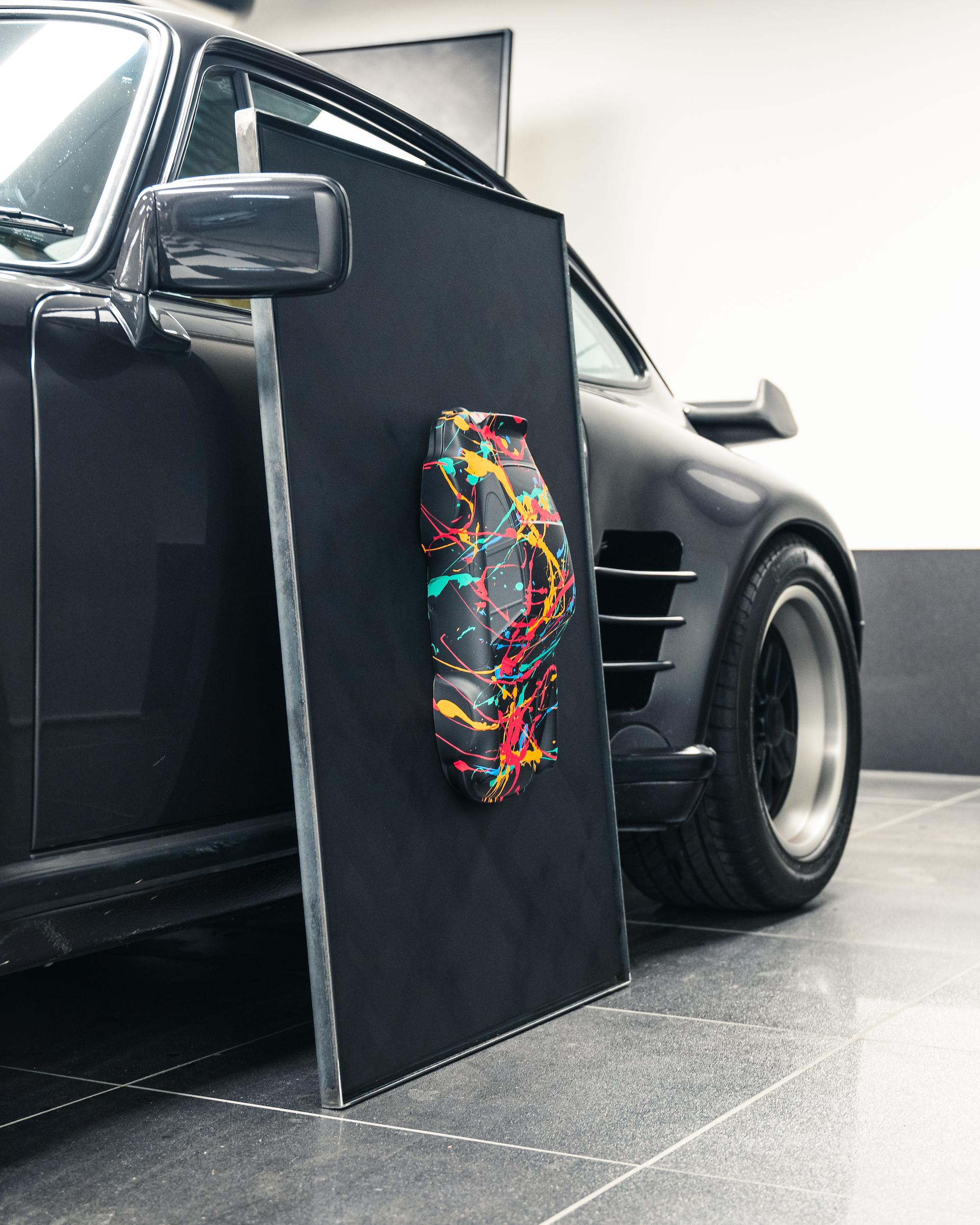 ART CAR / steel frame