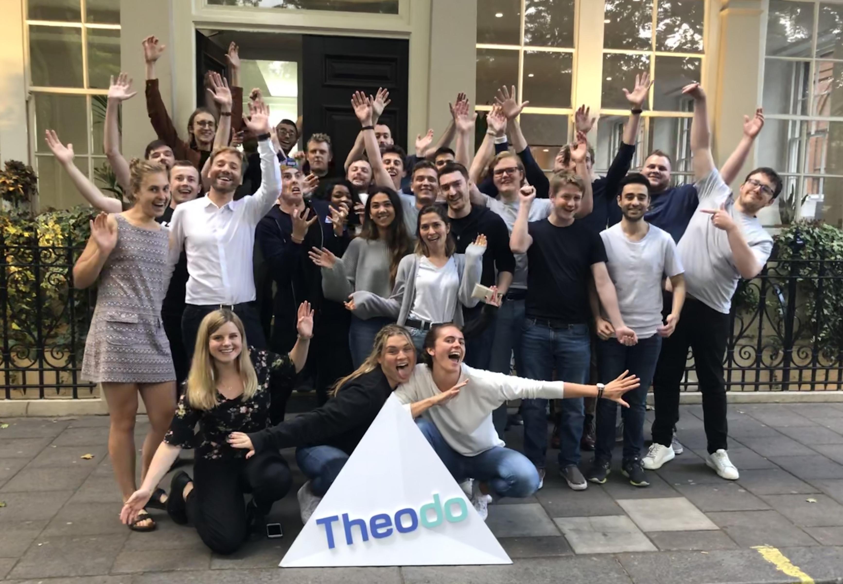 THEODO UK - founded in 2015