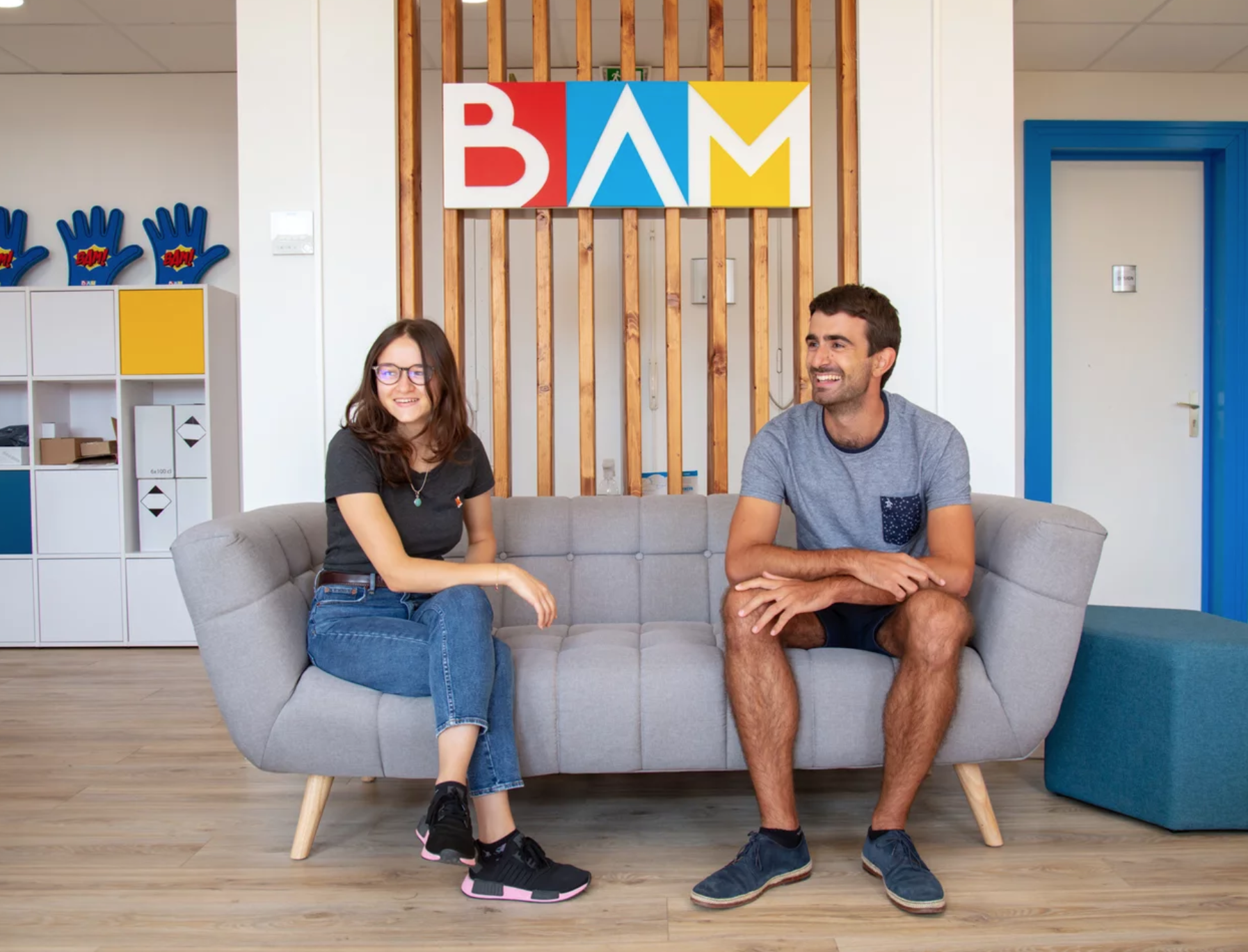 BAM – founded in 2015