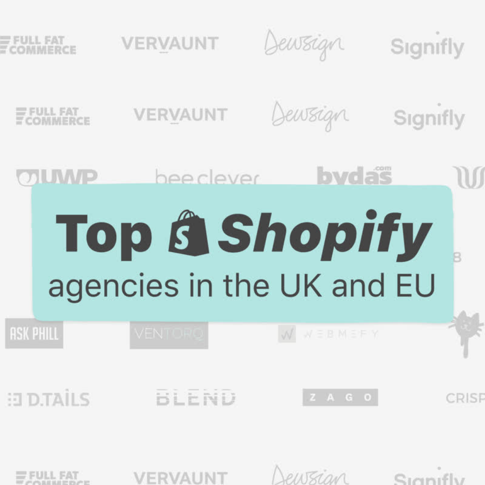 ShopWorks is Top Shopify Agency