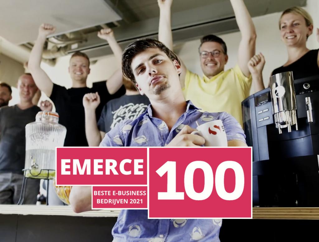 ShopWorks in de Emerce100