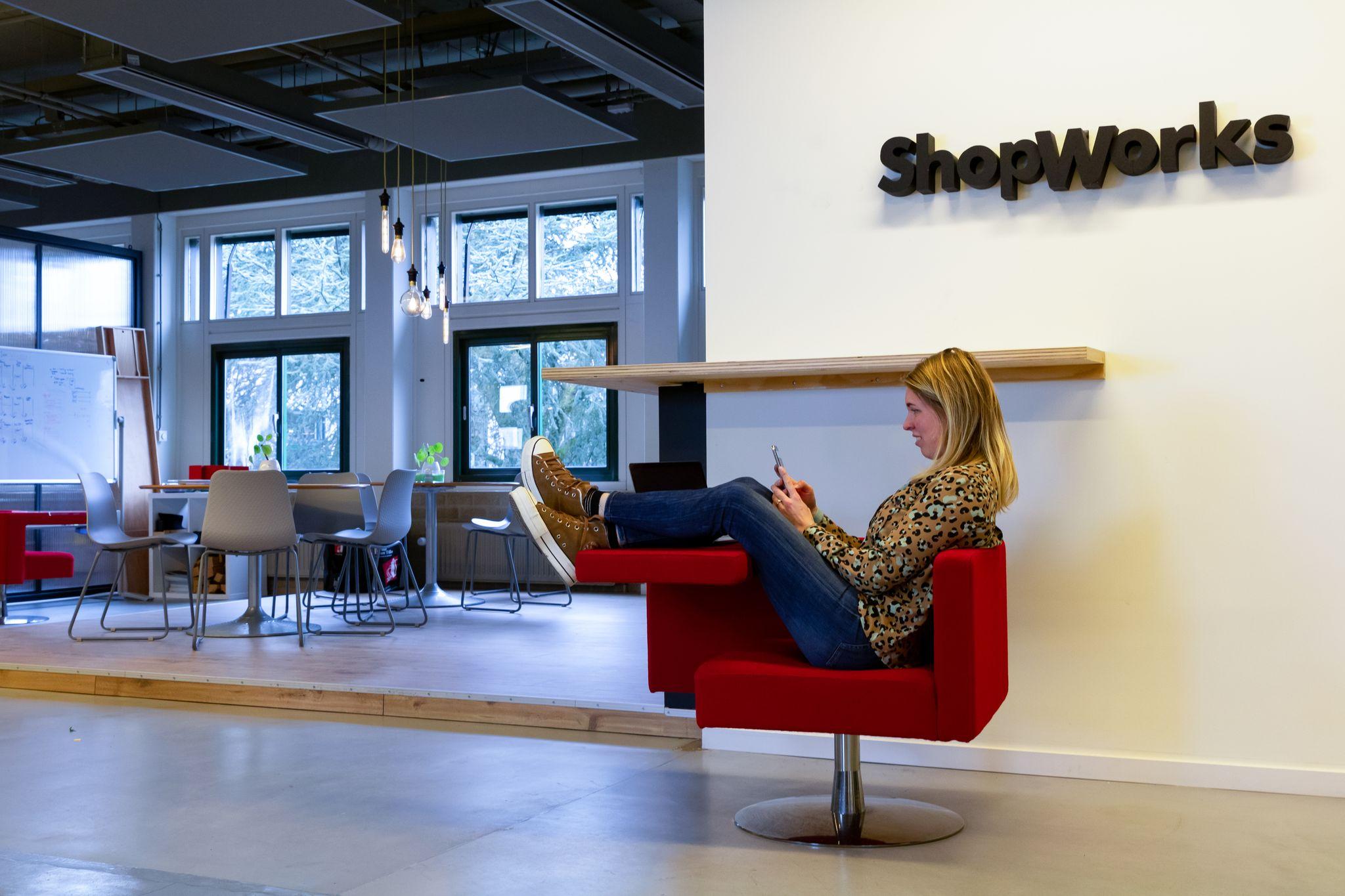 ShopWorks bestaat 10 jaar